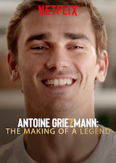 Antoine Griezmann: The Making of a Legend
