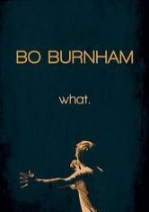 Bo Burnham: what.