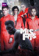 Netflix Misfits