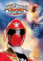 Power Rangers Super Megaforce