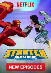 Stretch Armstrong & the Flex Fighters